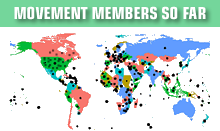 Movement Members So Far