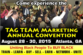 TAG TEAM Marketing 2015 Annual Convention