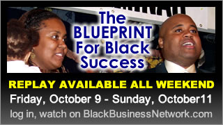 The Blueprint For Black Success REPLAY