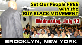 Set Our People FREE with the Buy Black Movement