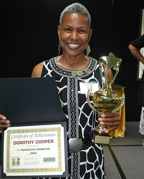 Dorothy Cooper, Top Producer