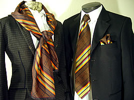 Designed By Don Neckties and Scarves