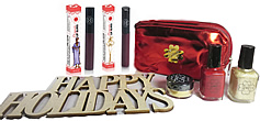 LUV Mineral Cosmetics Holiday Gift Set