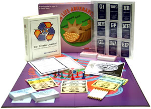 Living Life Abundantly Board Game